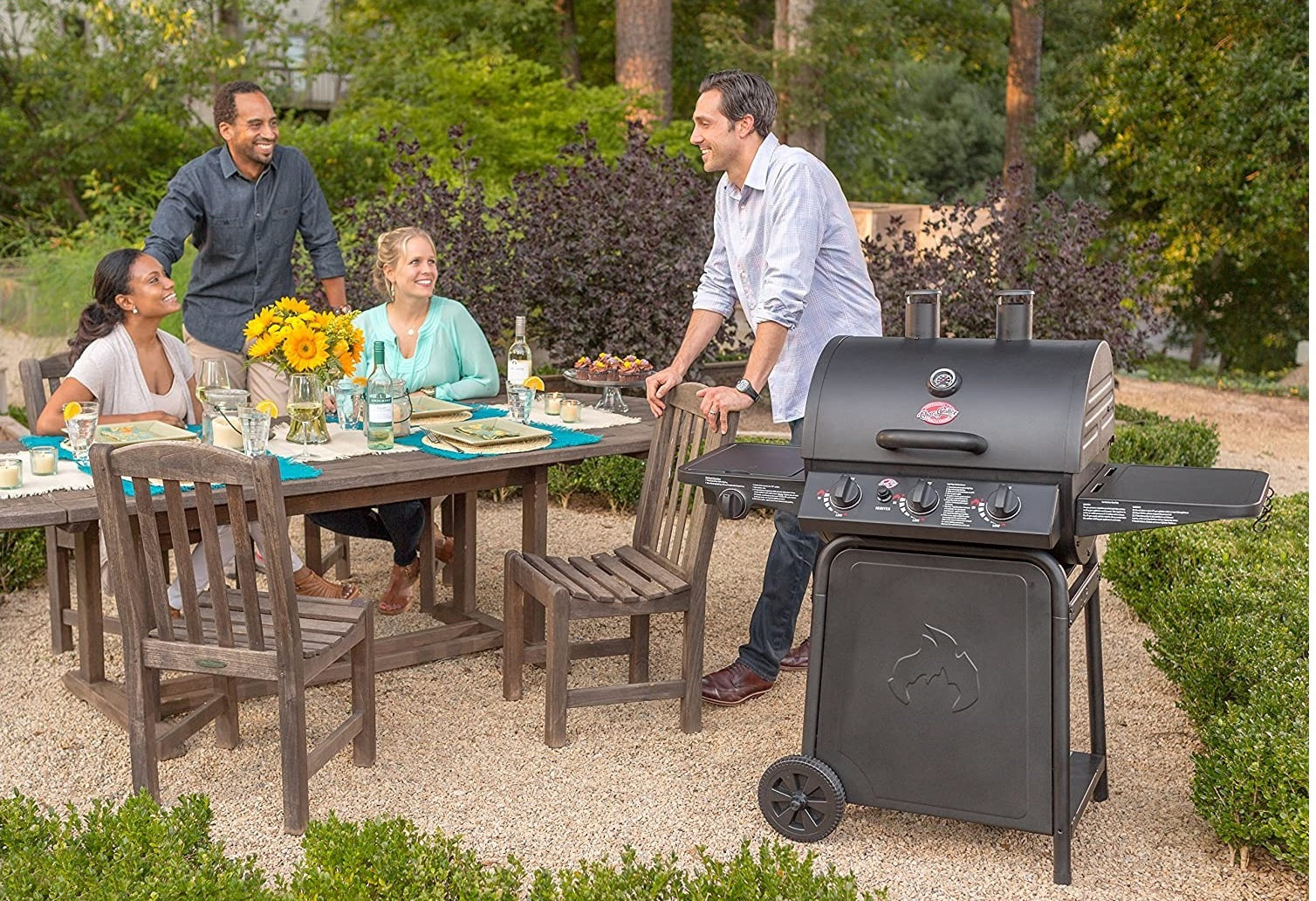 TOP 5 BEST GAS GRILLS IN 2020 REVIEWS