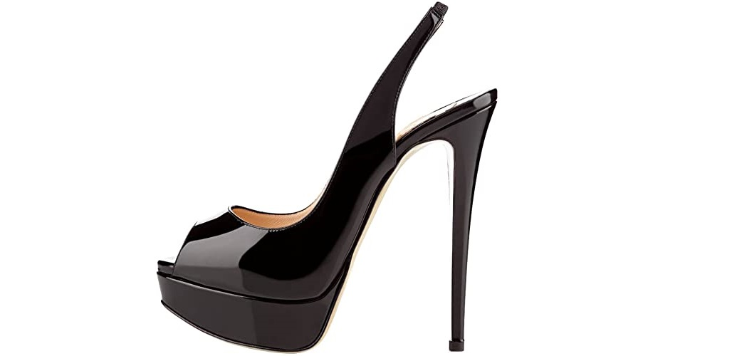 Top 5 Best Women's High Heels Under 50$